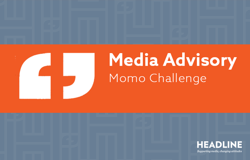 Advisory note on the Momo Challenge