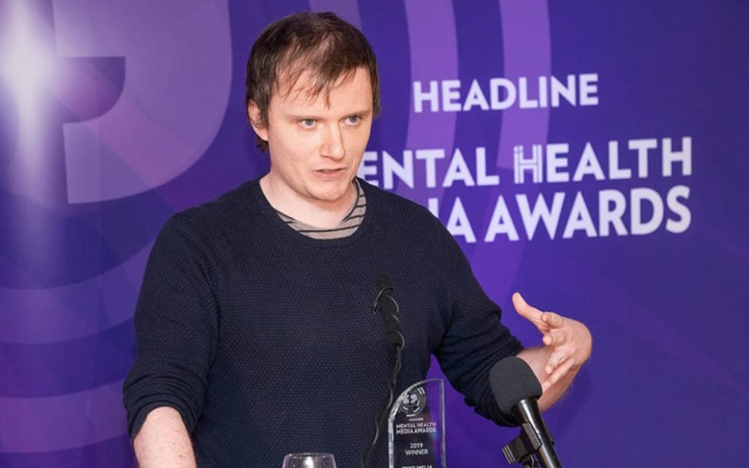 Student Journalism Award winner, Jesse Melia reflects on his MHMA2019 win